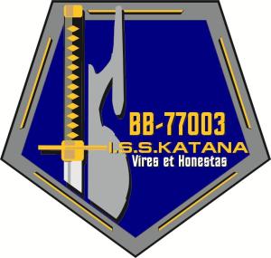 ISS Katana Logo 01